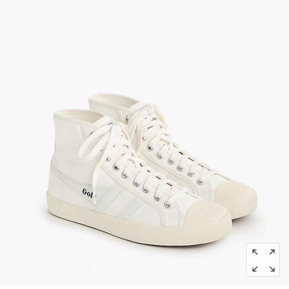 9c24915fce8 Gola Coaster High Top Sneakers NWT